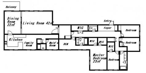アゼリアヒルズ / 3階 部屋画像1