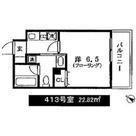 レジディア新川 / 3階 部屋画像1