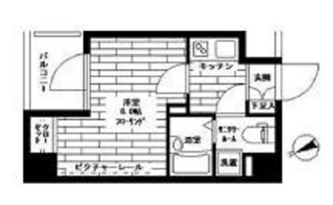 ステージグランデ文京小石川 / 10階 部屋画像1