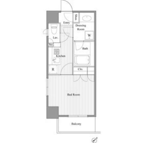コージー・コート月島 / 7階 部屋画像1