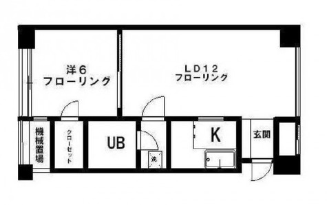 塩入小路 / 4階 部屋画像1