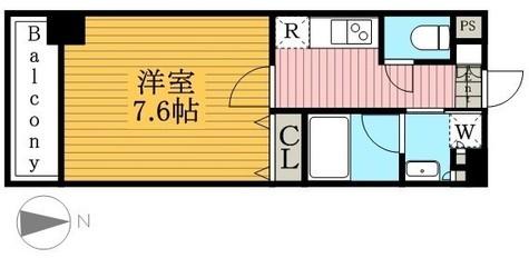 コンフォリア清澄白河サウス / 404 部屋画像1