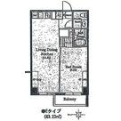 四谷デュープレックスD-R(YOTSUYA DUPLEX D-R) / 308 部屋画像1