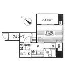 マルベリーラグーン勝どき / 8階 部屋画像1