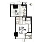 レジデンス白金パークフロント / 203 部屋画像1