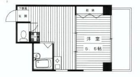 エスペランサ恵比寿 / 7階 部屋画像1