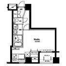 コンフォリア銀座EAST / 1005 部屋画像1