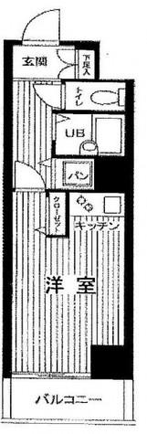 ヴェルト日本橋シティ / 9階 部屋画像1