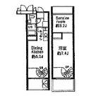 アーデン目黒通り(旧ミルーム目黒通り) / 112 部屋画像1