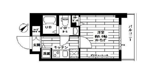 ステージグランデ茗荷谷 / 7階 部屋画像1