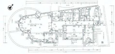 グランフォルム神宮前 / 2階 部屋画像1