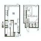 南青山スタジオフラット / 202 部屋画像1