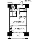 パークキューブ東品川(旧グレンパーク東品川) / 817 部屋画像1