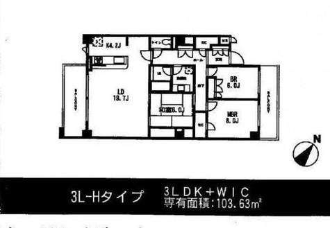 MFPR目黒タワー / 1階 部屋画像1