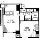 八丁堀 3分マンション / 802 部屋画像1