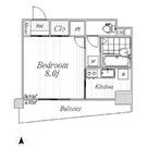 スカイコート九段下 / 1201 部屋画像1