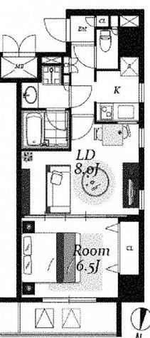 チェスターハウス岩本町 / 6階 部屋画像1