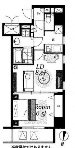 チェスターハウス岩本町 / 10階 部屋画像1