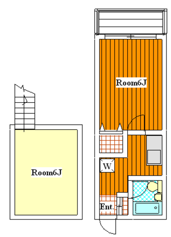 東が丘QSハイム / 103 部屋画像1
