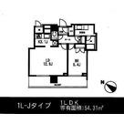 MFPR目黒タワー / 1302 部屋画像1