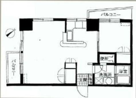 ライオンズマンション花壇代官山 / 7階 部屋画像1