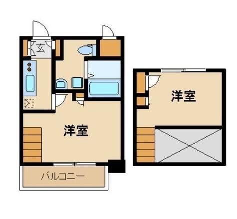 トーシンフェニックス五反田 / 7階 部屋画像1