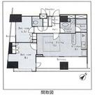 サンウッド品川天王洲タワー / 406 部屋画像1