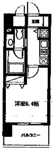 アクロス早稲田 / 3階 部屋画像1