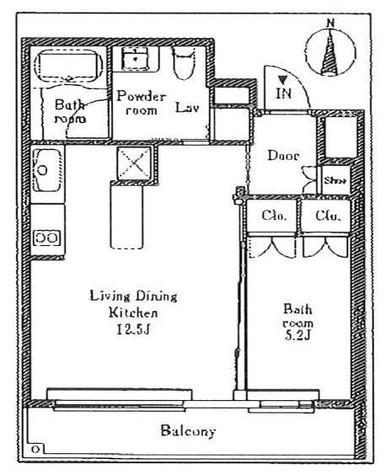 麹町プレイス / 12階 部屋画像1