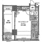 ドルチェ日本橋浜町弐番館 / 303 部屋画像1