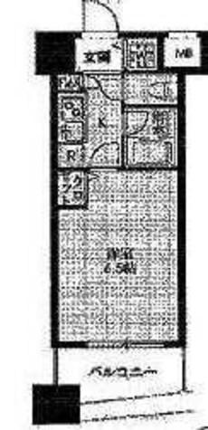 アーバネックス戸越銀座(旧:ステイシス戸越銀座) / 1005 部屋画像1