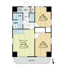 フローラル上野松が谷 / 1202 部屋画像1