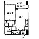 銀座レジデンス参番館 / 703 部屋画像1