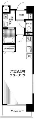 カーサ・グランデ生麦 / 2階 部屋画像1
