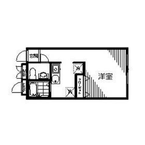 ゼスティ神楽坂(ZESTY神楽坂) / 1階 部屋画像1