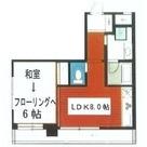 第二広尾フラワーハイホームB棟 / 9階 部屋画像1