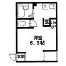 ZESTY目黒(ゼスティ目黒) / 102 部屋画像1