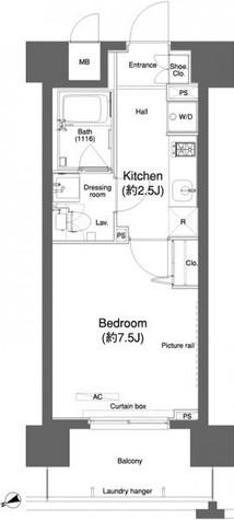 プラウドフラット鶴見Ⅰ / 2階 部屋画像1