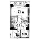 グラントゥルース神田岩本町 / 602 部屋画像1