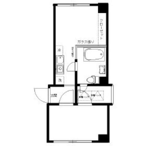 ローズハウス麻布十番 / 4 Floor 部屋画像1