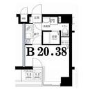 グリフィン・東銀座 / 702 部屋画像1