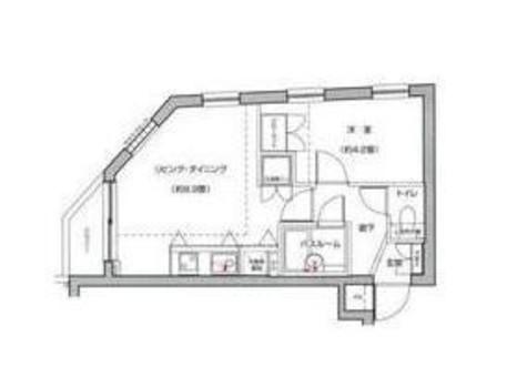 ビバリーホームズ東麻布 / 2階 部屋画像1