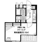 COMODO水天宮レジデンス(秀和水天宮レジデンス) / 608 部屋画像1