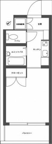 ステージファースト高輪 / 1階 部屋画像1