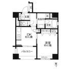 クリオ三田ラ・モード / 409 部屋画像1