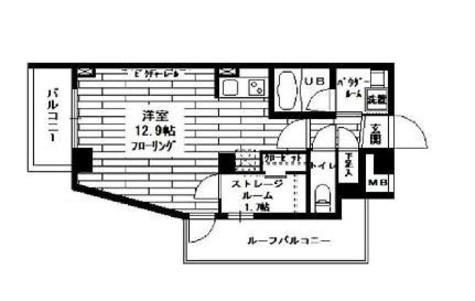 ステージグランデ神楽坂 / 4階 部屋画像1