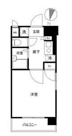 菱和パレス護国寺 / 11階 部屋画像1