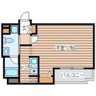 プレール・ドゥーク月島 / 1階 部屋画像1