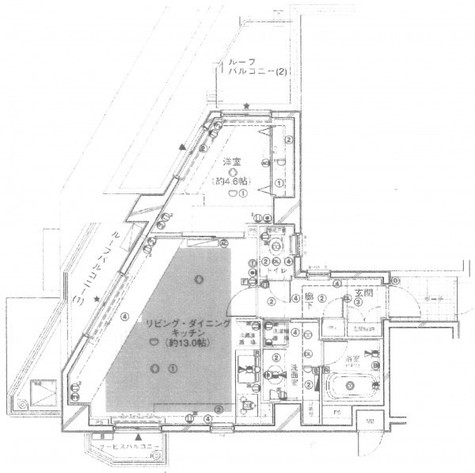 エス・バイ・エルマンション信濃町 / 8階 部屋画像1