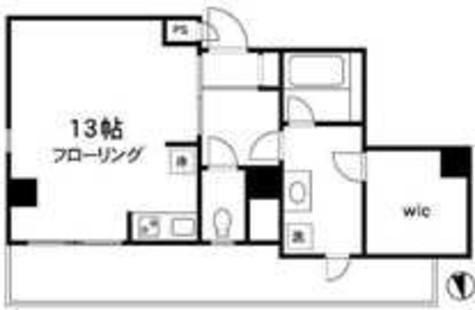 MITEZZA大森Ⅱ(ミテッツア大森Ⅱ) / 704 部屋画像1